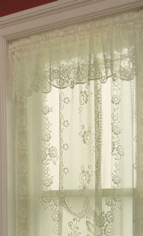 victorian lace curtains on sale victorian rose valance heritage lace heritage lace curtains