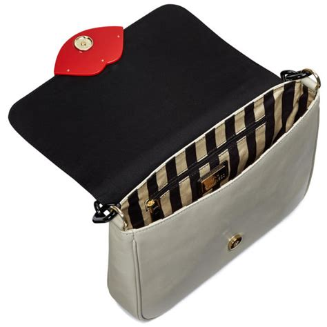 Big Anabelle Bag lulu guinness s large annabelle colour block leather