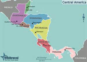 file map of central america png 维客旅行