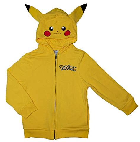 Pikachu Sweater top 5 best pikachu hoodie for sale 2016 product