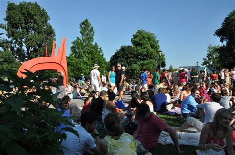 Jazz In The Gardens Dc by Snapshot Of The Week Dc S Jazz In The Garden