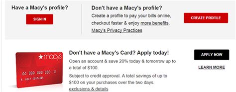 Activate Macy S Gift Card - www macys com mymacyscard macy s card online portal
