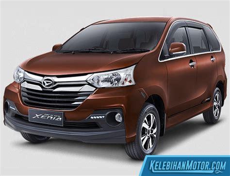Alarm Daihatsu Xenia kelebihan dan kekurangan mobil daihatsu xenia terbaru