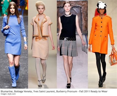 Fashions To Come by 60s Inspired Fashion Is Coming Back Makeup Tips And Fashion