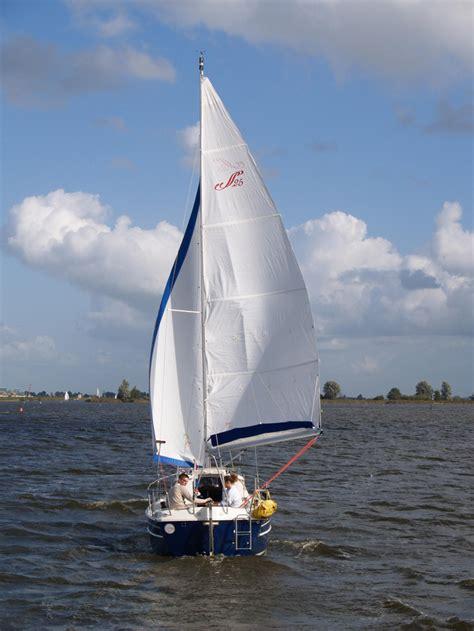zeilboot friesland zeilboot huren friesland sunhorse 25 ottenhome heeg