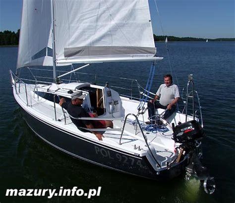 jacht solina solina 24 test jachtu mazury info pl