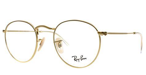 new ban eyeglasses rb 3447v gold 2730 rb3447v 47mm