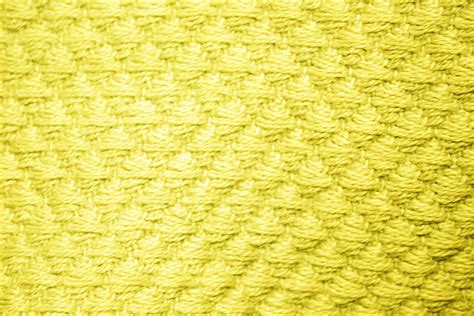 yellow diamond pattern yellow diamond patterned blanket close up texture picture