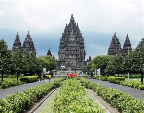 prambanan temple historical facts  pictures