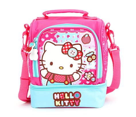Lunch Bag Hello hello lunch bag patchwork sanrio