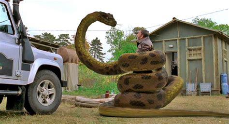 giant monster snakes