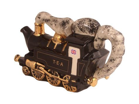 Locomotive Collectable Novelty Teapot Carters of Suffolk