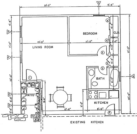 free home addition plans independent living home addition building plans plan 3