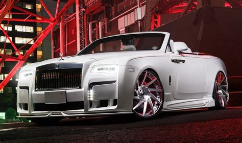 roll royce forgiato wald rolls royce on forgiatos is a sight to behold