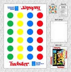 free printable elf on the shelf twister game miniature printables sorry board game my doll s craft