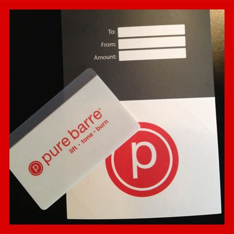 Pure Barre Gift Card - 10 best pure barre gifts images on pinterest exercise barre fitness and barre socks