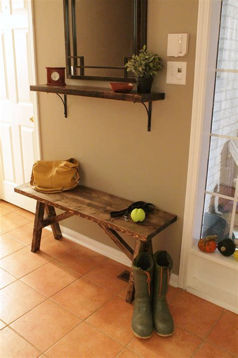 building an entryway bench build entryway bench turtles and tails build your own