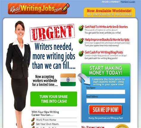 Online Writing Jobs Work From Home - real online work from home jobs online shopping guide