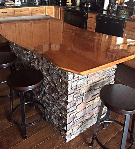 beech wood kitchen island holly waight designs