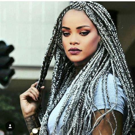 looking for black hair braid styles for grey hair wow people are really getting creative with crochet