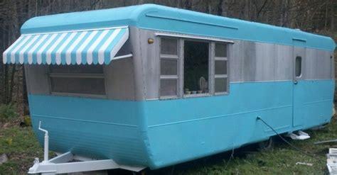 for sale ebay vintage 1953 pacemaker travel trailer
