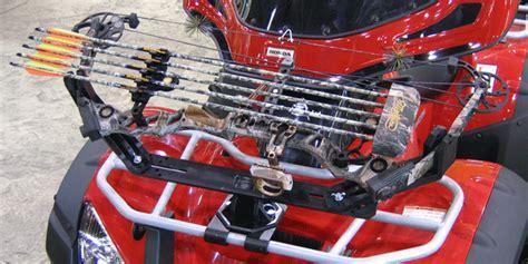 Bow Rack For Atv by Bowkaddy Bow Rack System