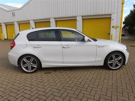Bmw 1 Series Hatchback Price 2010 by Used 2010 Bmw 1 Series Hatchback 123d M Sport Diesel For