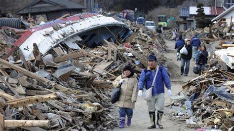 imagenes japon terremoto jap 243 n registr 243 12 mil r 233 plicas desde violento terremoto