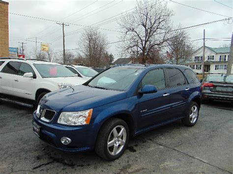 2008 pontiac gxp 2008 pontiac torrent gxp pikeland motors pittsfield il