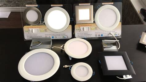 led recessed lighting no housing led recessed lighting lotus led lights