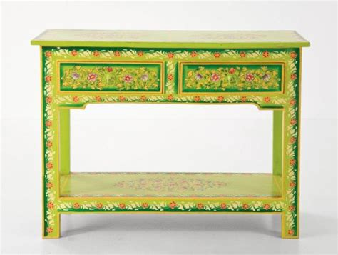 colorful furniture colorful hand painted furniture by kare design