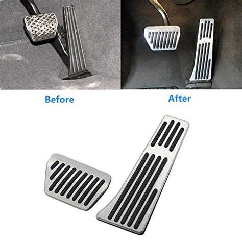 Ford Ecosport Pedal Gas Auto Car Pedal Silver cheap pedals pedal accessories automotive categories interior accessories get the best