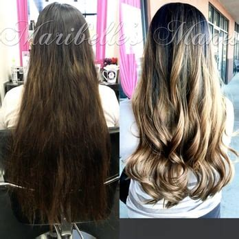 bombshell hair extension co hair salons bombshell hair extension co 57 photos 70 reviews