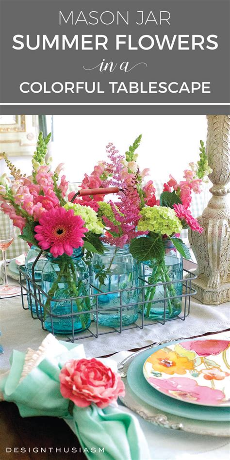 Summer Decoration | 35 best summer table decoration ideas and designs for 2018