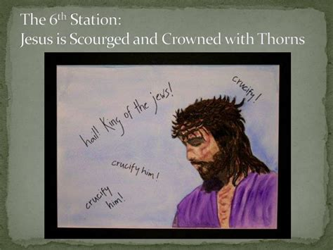 scriptural stations   cross powerpoint