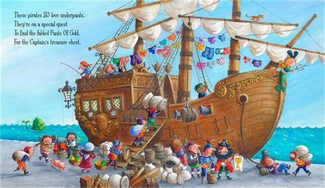pirates love underpants pirates love underpants board book scholastic kids club