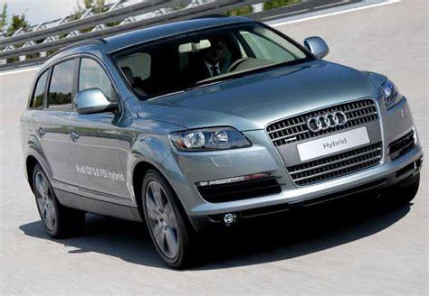 Audi Hybrid Q7 by Audi Q7 Hybrid