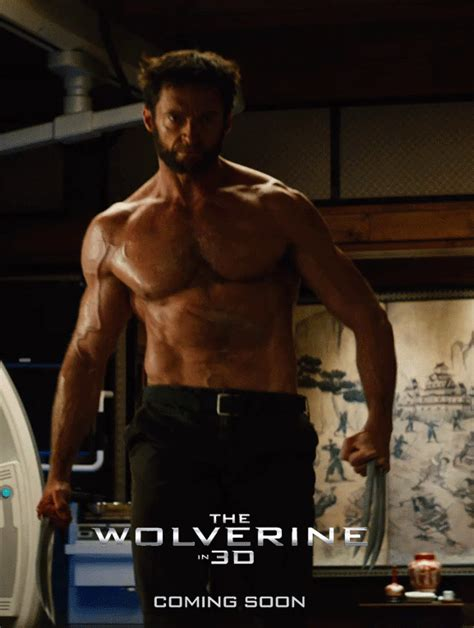 15 Reasons Why Hugh Jackman Is Perfect For 'The Wolverine ... O Henry S Specialty