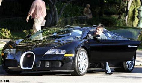 simon cowell s bugatti today in obviousness simon cowell s bugatti veyron
