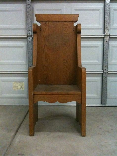 deacon s bench furniture deacon s chair or bench my antique furniture collection