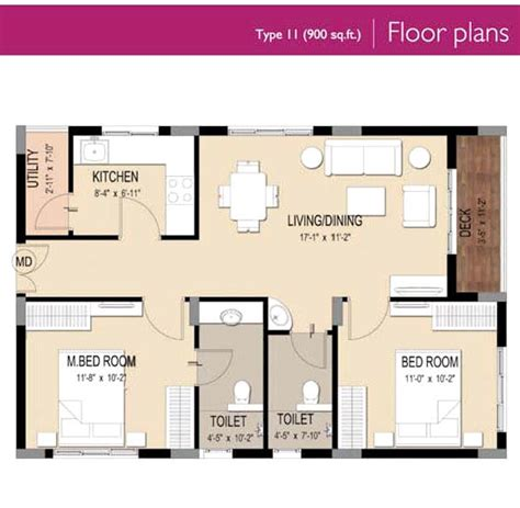900 sq ft home design 900 sq feet