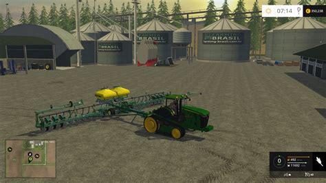 mod game farm john deere db40 v1 0 fixed farming simulator