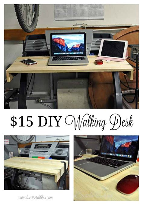 Walking Desk Diy S Scribbles 187 Archive 15 Diy Walking Desk S Scribbles