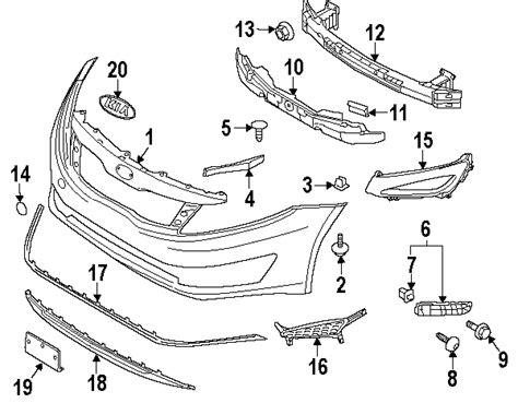 Kia Optima Parts Diagram
