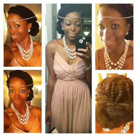 havana twist for my wedding natural hair style for a wedding updo havana twists