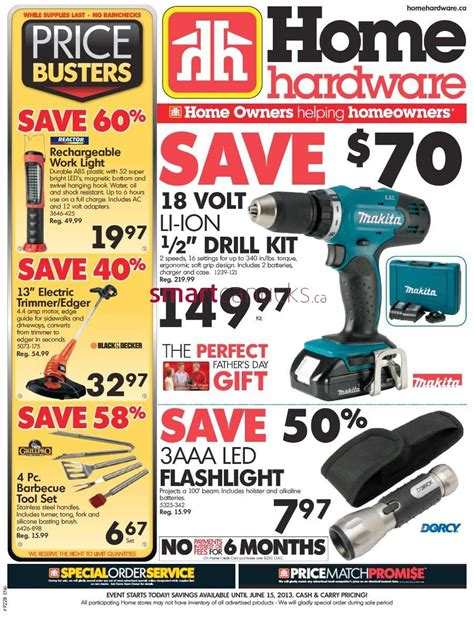 home hardware home hardware flyer jun 5 to 15