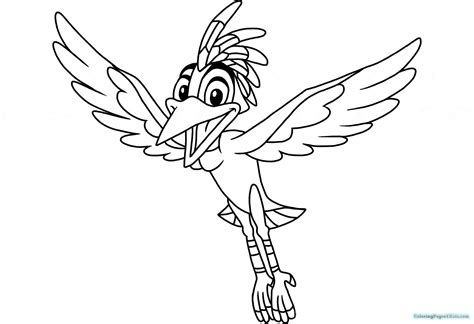Coloring Pages Of The Lion Guard   Coloring Pages For Kids
