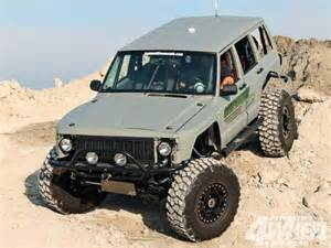 Jeep Xj Magazine 1986 Jeep Race 2 Recreate 4 Wheel Road