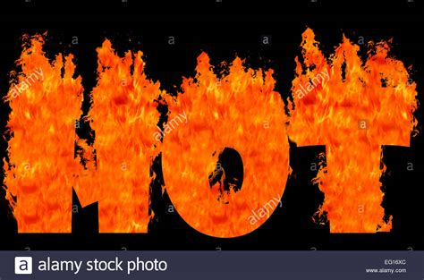 the plain in flames concept image of flaming words hot burn fire on plain background stock photo royalty free image