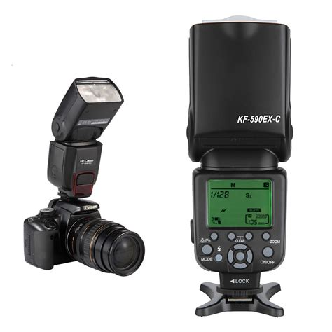 canon 7d slr kf 590 wireless trigger flash speedlite light for canon